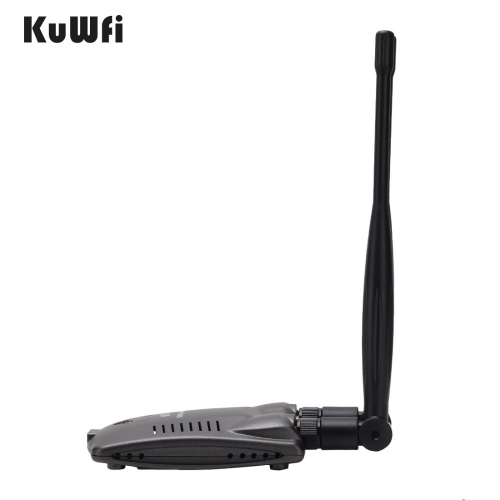 KuWFi Wireless USB Wifi Adapter 150Mbps USB Wifi Antenna RT8192 Increase Computer Signal Network Card With 2*7dBi Antenna