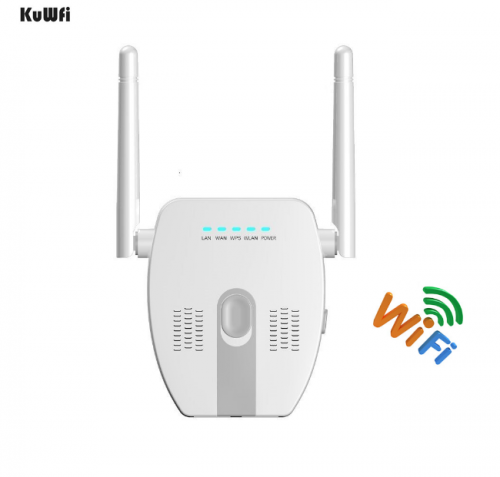 300Mbps Wireless Wifi Repeater 2.4Ghz Wifi Router Network Extender Long Range Amplifier AP Router Modes Signal Booster