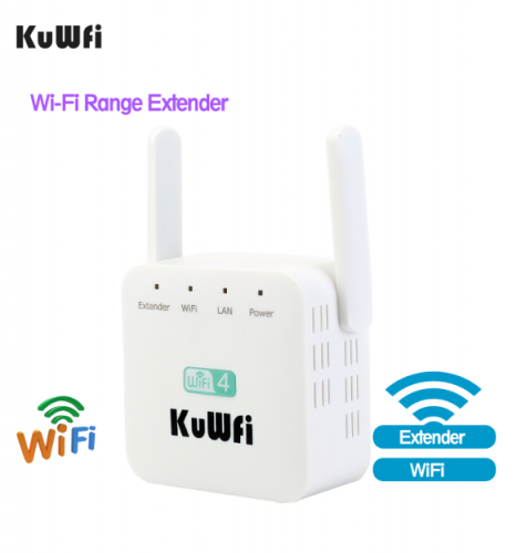 300Mbps Wifi Booster Extender Wireless Router WiFi Repeater 2.4Ghz AP Router 802.11N Signal Amplifier Range With US/EU Plug
